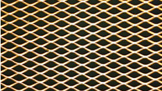 Diamond Mesh Screen