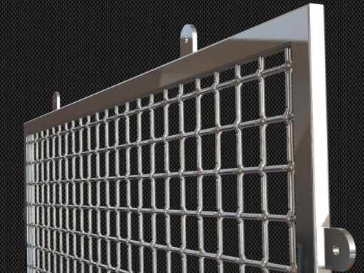 Metal Mesh Screen Panels : Galvanized wire mesh manufacturers