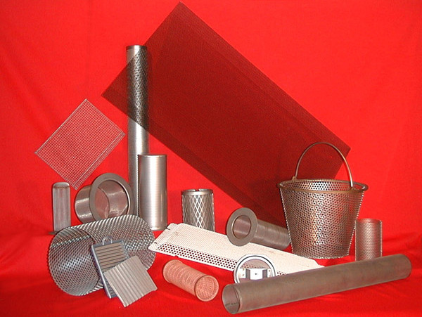 Perforated and Expanded Metal Products