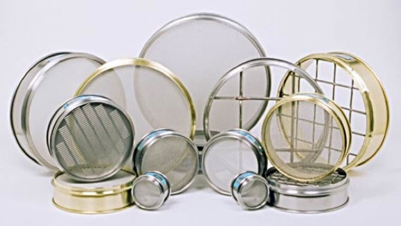 Wire Sieve Screens