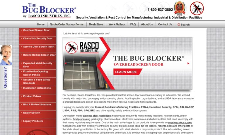 Rasco Industries, Inc.