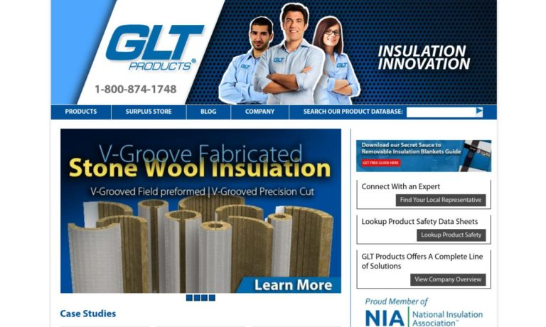 GLT Products