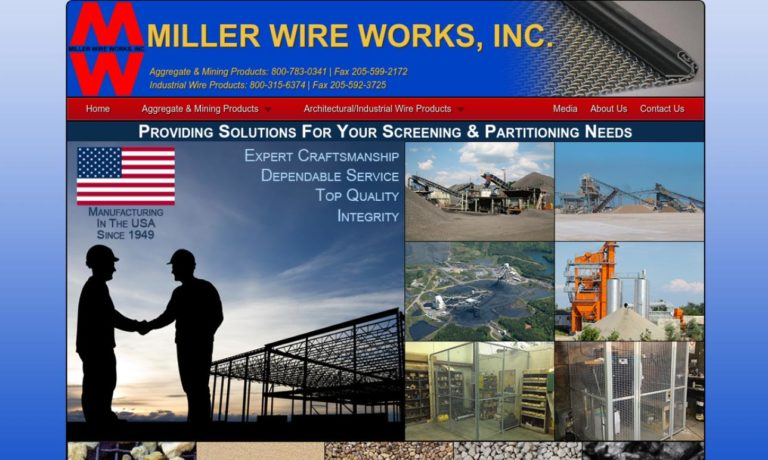 Miller Wire Works, Inc.