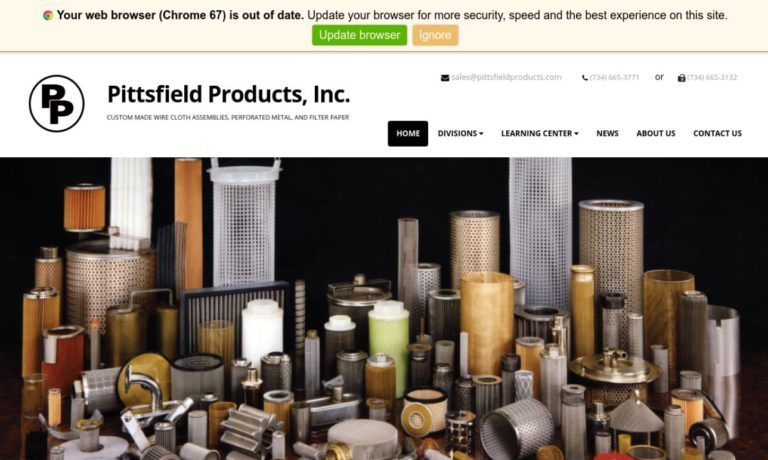 Pittsfield Products, Inc.