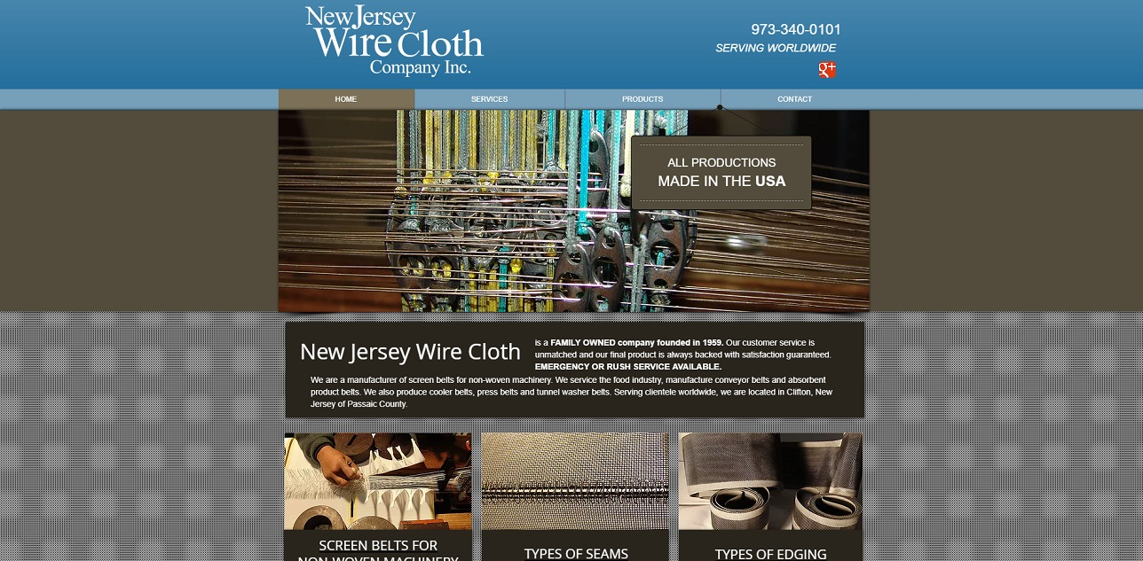 New Jersey Wire Cloth Company