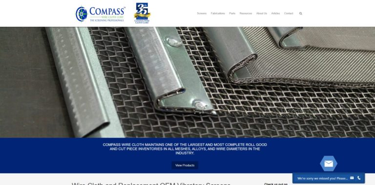 Compass Wire Cloth Corporation