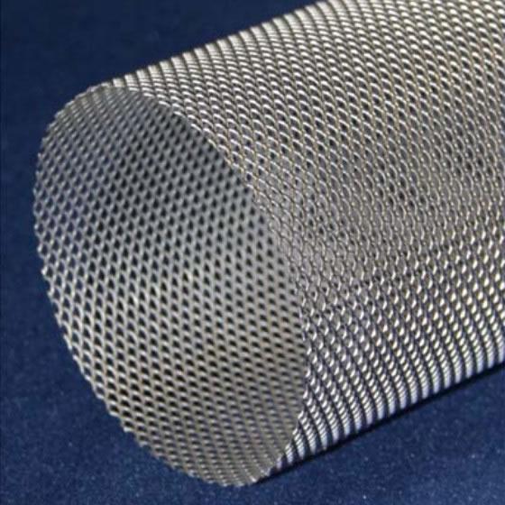 Wire Mesh Cylinder – Dexmet Corporation
